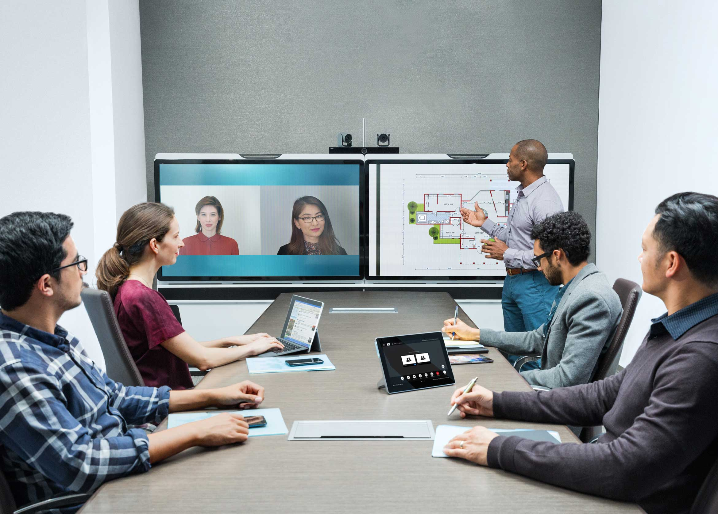 Video Conference interpreting